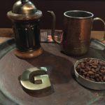 コーヒーの写真(豆)